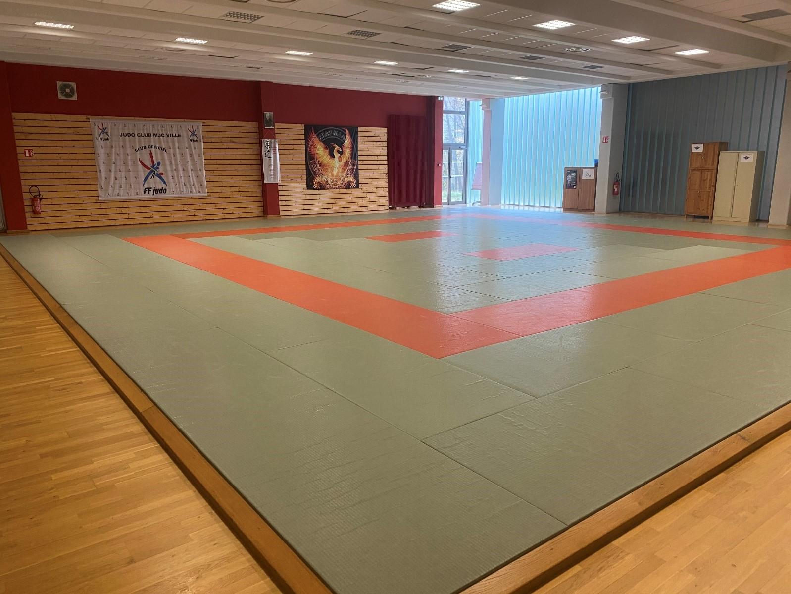 Salle de judo à Villé (67)