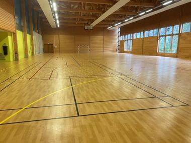 Salle multisports à Villé (67)