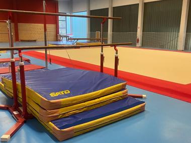 Salle de gymnastique à Villé (67)