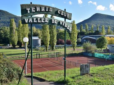 Club de tennis à Villé (67)