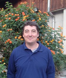 Pierre BURG, agent polyvalent