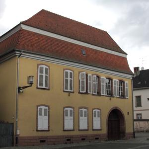 Maison Choisel Meuse à Villé (67)