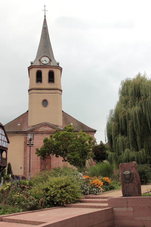 Église Notre-Dame de l'Assomption à Villé (67)