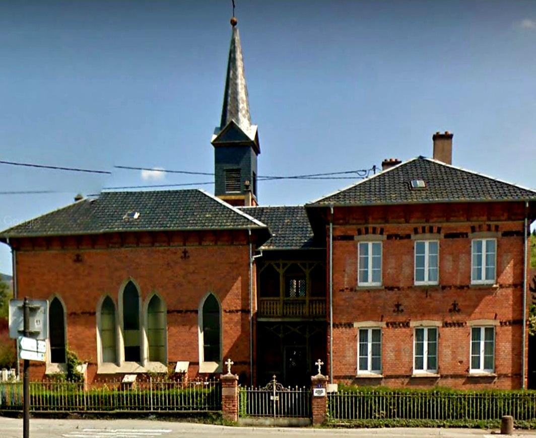 Paroisse protestante à Villé (67)