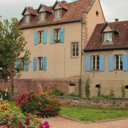 Ancienne prison à Villé (67)