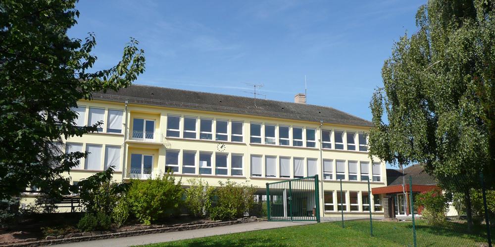 École Primaire René Kuder à Villé (67)