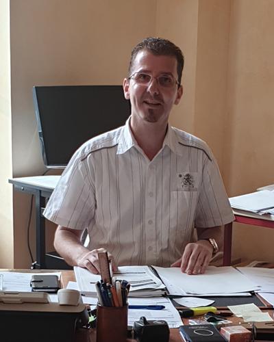 Lionel PFANN, Maire de la commune de Villé (67)