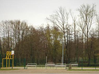 Plateau d'évolution : plateau EPS, multisports, city-stades à Villé (67)