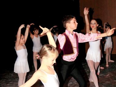 Salle de danse Intérieur à Villé (67)
